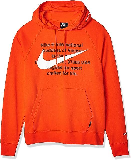 Santuario Comprensione Aspirare  Nike Maglia di Tuta Uomo: Amazon.it: Abbigliamento