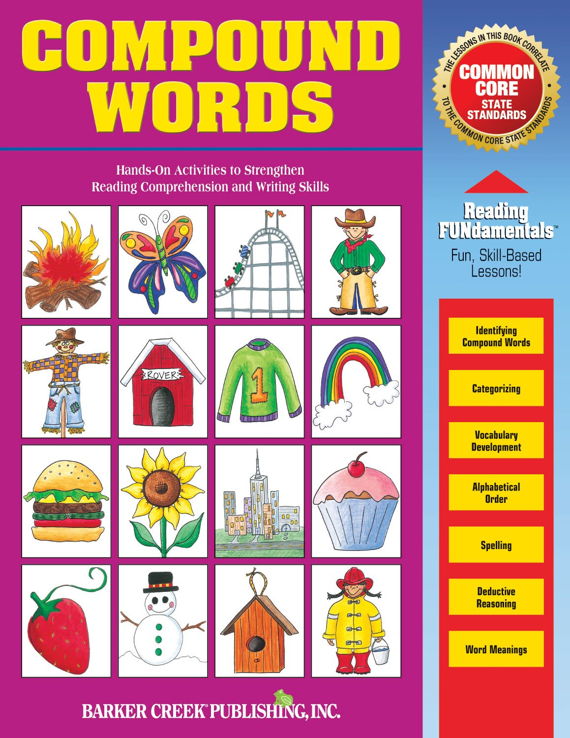 Compound Words - Boxfirepress
