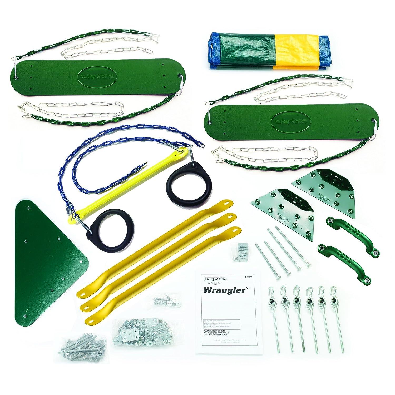 Swing-N-Slide Wrangler Custom DIY Play Set Hardware Kit WS 5056