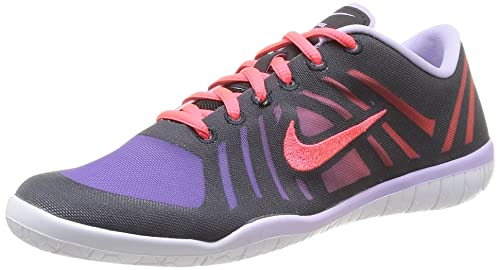 831c87ab5688d NIKE W Nike Free 3.0 Studio Dance P Womens Running Shoes W Nike Free 3.0  Studio Dance P Hydrangeas Hyper Punch-Black 4.5 UK