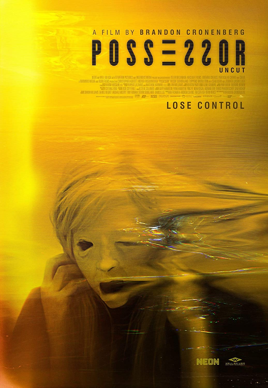 "Amazon.com: Official - Possessor (Brandon Cronenberg) 2020 Poster  (12""x18""): Posters & Prints"