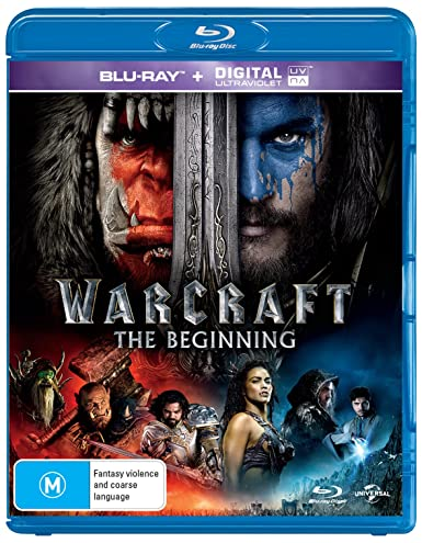 Warcraft [NON-USA Format / Region B Import - Australia]