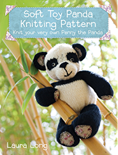Amazon knitted toy tales ebook laura long kindle store penny the panda knitting pattern a quick easy knitting project knitted toy travels fandeluxe Choice Image