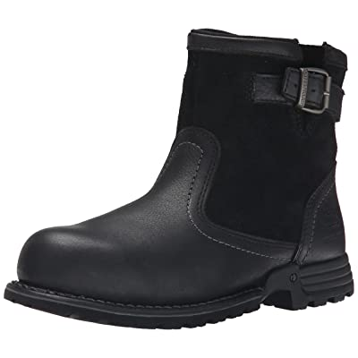 Caterpillar Women's Jace St/Black Industrial Boot: Shoes