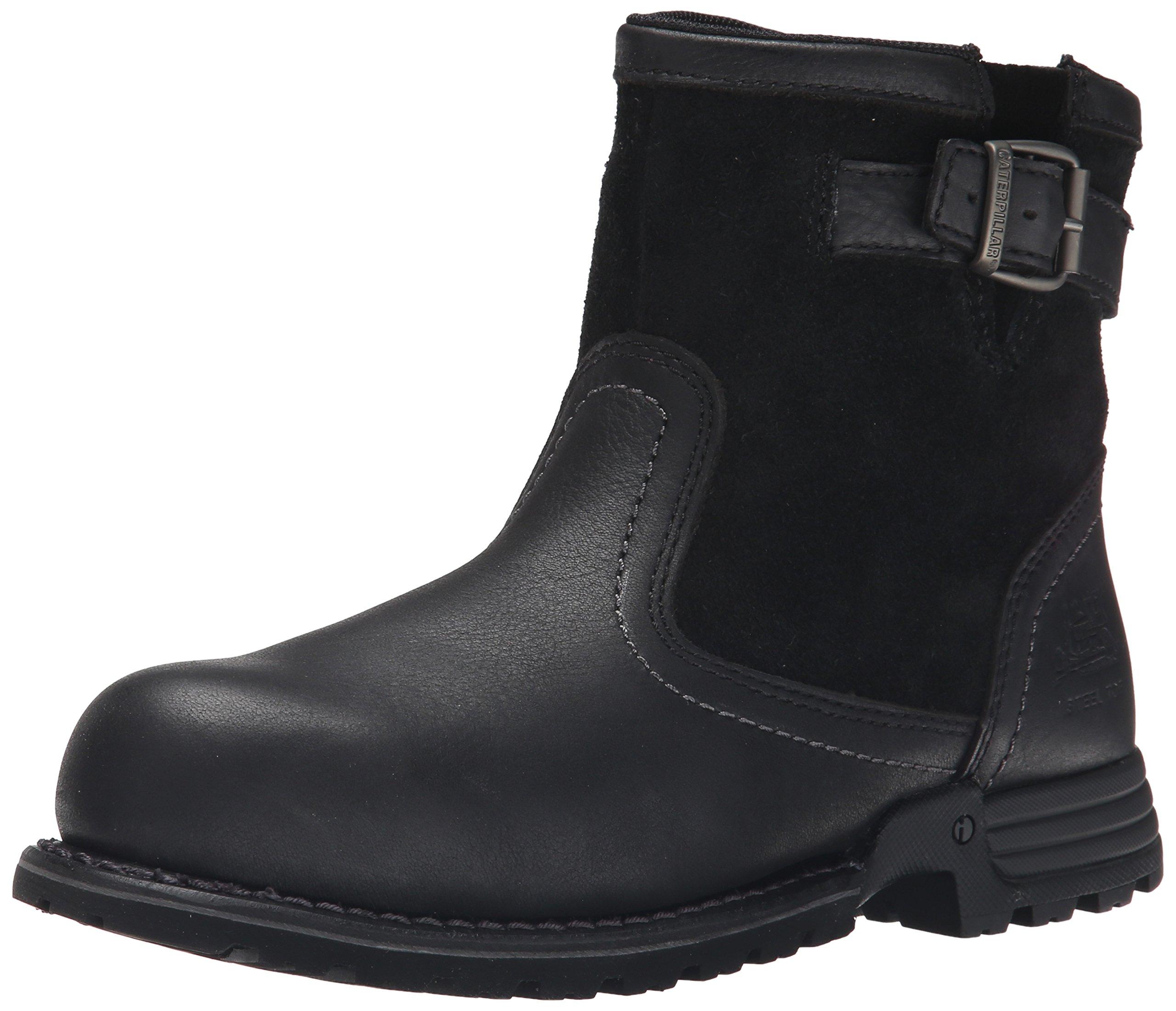 Caterpillar Women's JACE ST/Black Industrial Boot, 08.0 M US by Caterpillar