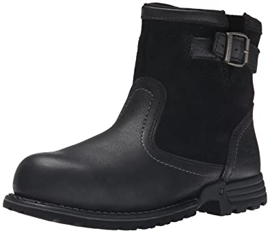 Caterpillar Women's Jace Steel Toe Industrial Boot, Black, ...