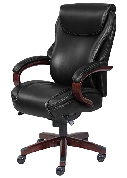 Amazoncom La Z Boy Hyland Chair Air Technology Office Executive