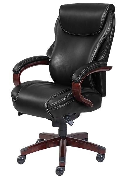La Z Boy Hyland Chair Air Technology Office Executive Black