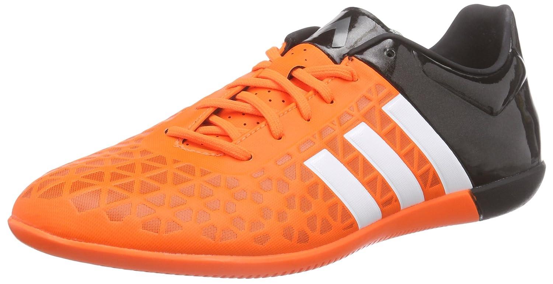 Adidas Ace 15.3 in, Chaussures de Football Homme Orange (Orange ORASOL) 44 EU S83221