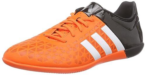 adidas PerformanceACE15.3 in - Scarpe da Calcio Uomo, Arancione (Arancione /Bianco