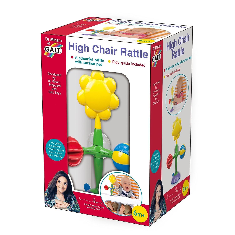 Galt Toys Dr Miriam High Chair Rattle Amazon Baby