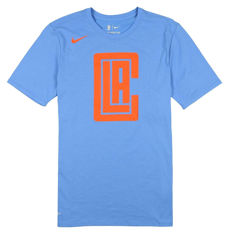 super popular get cheap lowest discount Amazon.com: Nike Men's Los Angeles Clippers Logo City ...