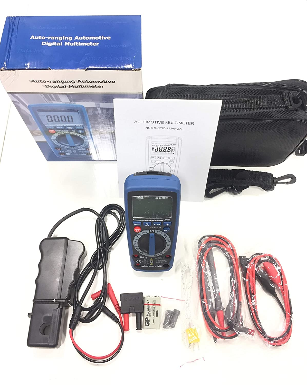Car Engine Tester Multimeter Tachometer CEM at 9906DIS