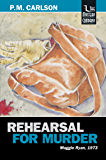 Rehearsal for Murder (Maggie Ryan Book 5)