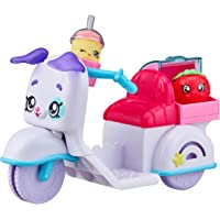 Kindi Kid Fun Delivery Scooter and 2 Shopkins