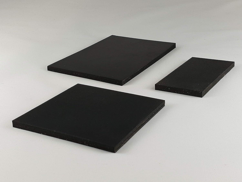 5mm St/ärke Antivibrationsmatte f/ür z.B Gummimatte Gummiplatte 150x200mm Waschmaschine//Hochleistungsmixer