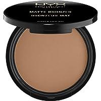 NYX PROFESSIONAL MAKEUP Matte Bronzer, Medium, 0.33 Ounce
