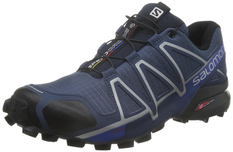 Salomon Herren Speedcross 4 Traillaufschuhe  43 1/3 EU Blue