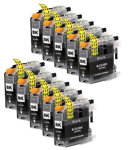 Cartuchos de Impresora con Chip compatibles con Brother LC223 ...