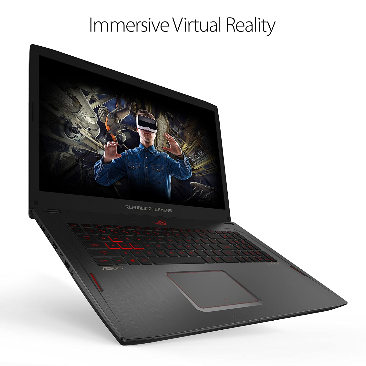 ASUS ROG STRIX AMD Gaming Laptop