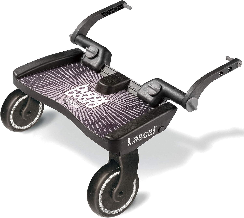 Lascal - Buggyboard Maxi Negro
