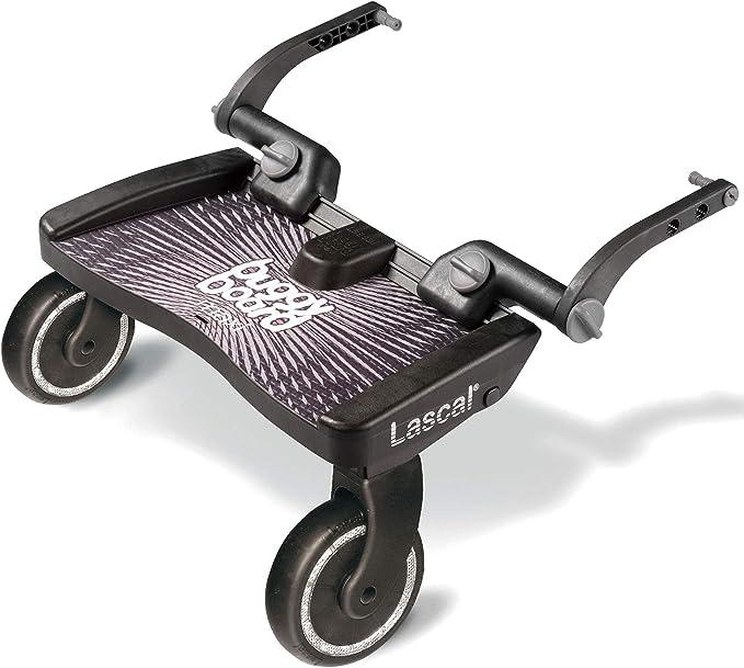 Lascal - Buggyboard Maxi Negro: Amazon.es: Bebé
