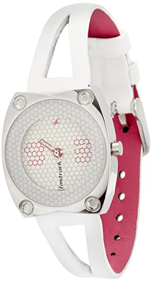 2a3cd60fa Buy Fastrack Hip Hop Analog Multi-color Dial Women s Watch - NE6026SL01  Online at Low Prices in India - Amazon.in