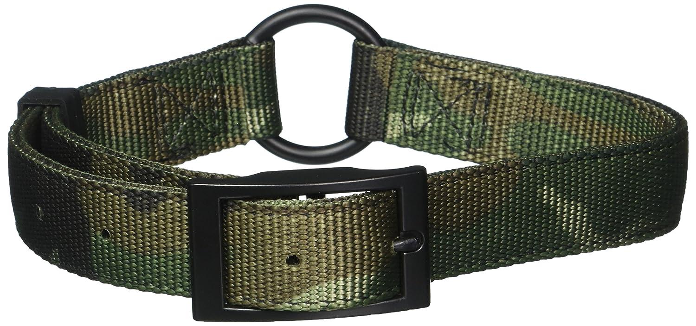 1\ Omni Pet Leather Bredhers 23-Inch Bravo Collars, Large, Camo