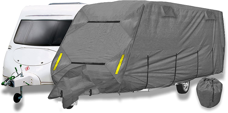 17ft CoverPRO Premium 4 Ply Caravan Cover 14ft