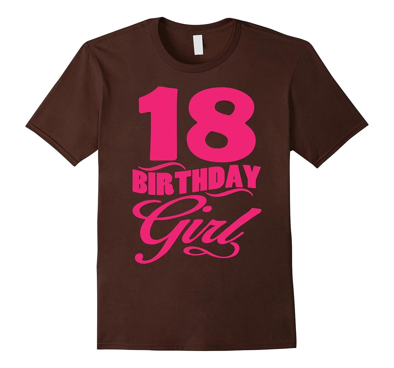 Womens 18th Birthday Girl 1999 Pink T-shirt-PL