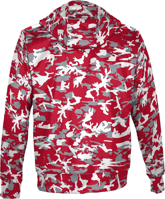 Camo School Spirit Sweatshirt ProSphere Nicholls State University Mens Pullover Hoodie