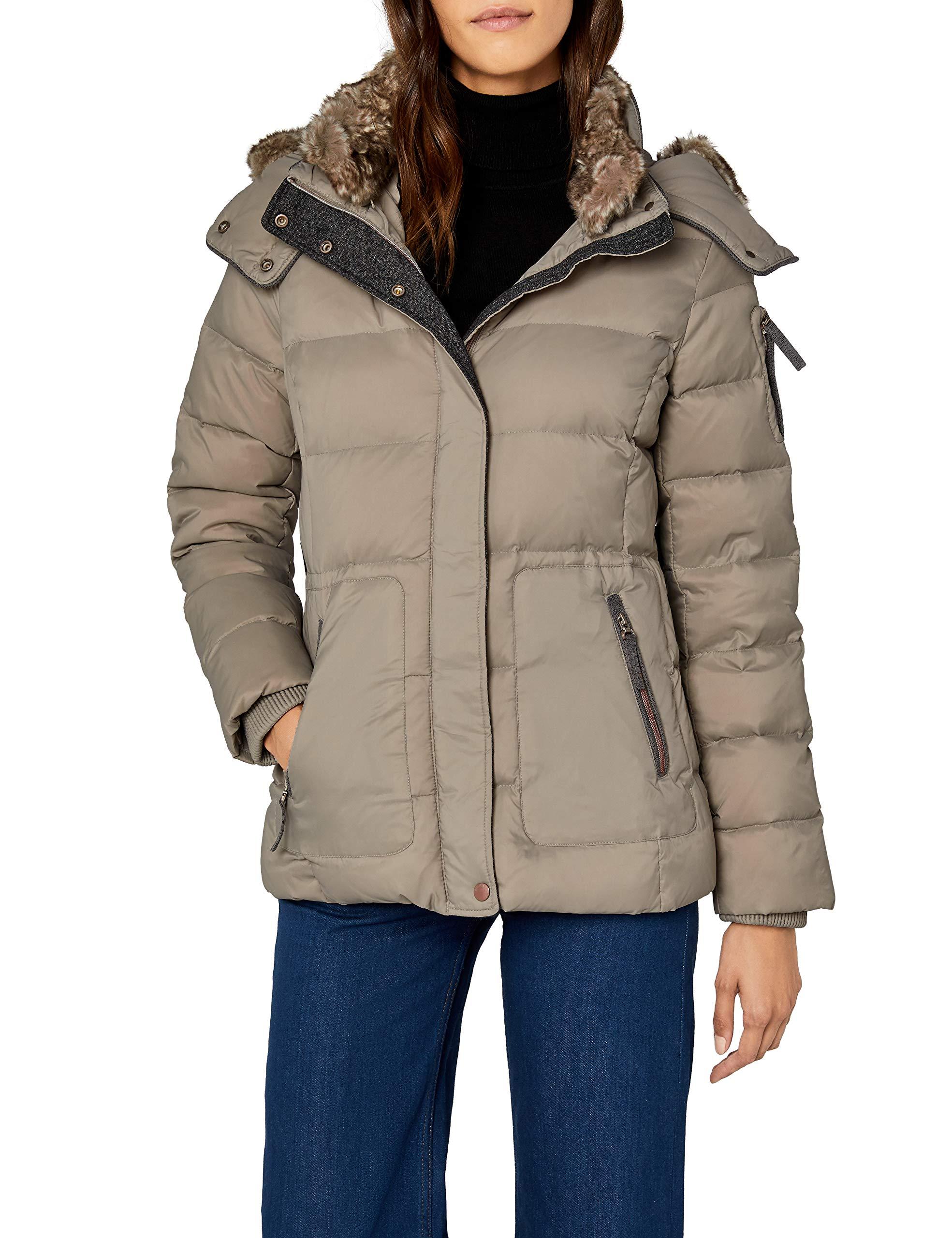 0883c23f02f9e Mejor valorados en Ropa de abrigo para mujer   Opiniones útiles de ...
