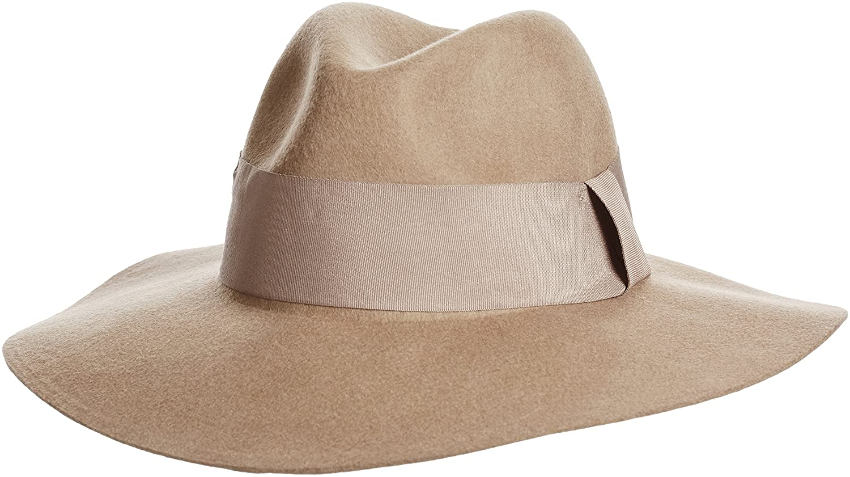 Amazon | (マウジー)MOUSSY wide brim hat 0108AK50-7990 BEG FREE | ハット 通販