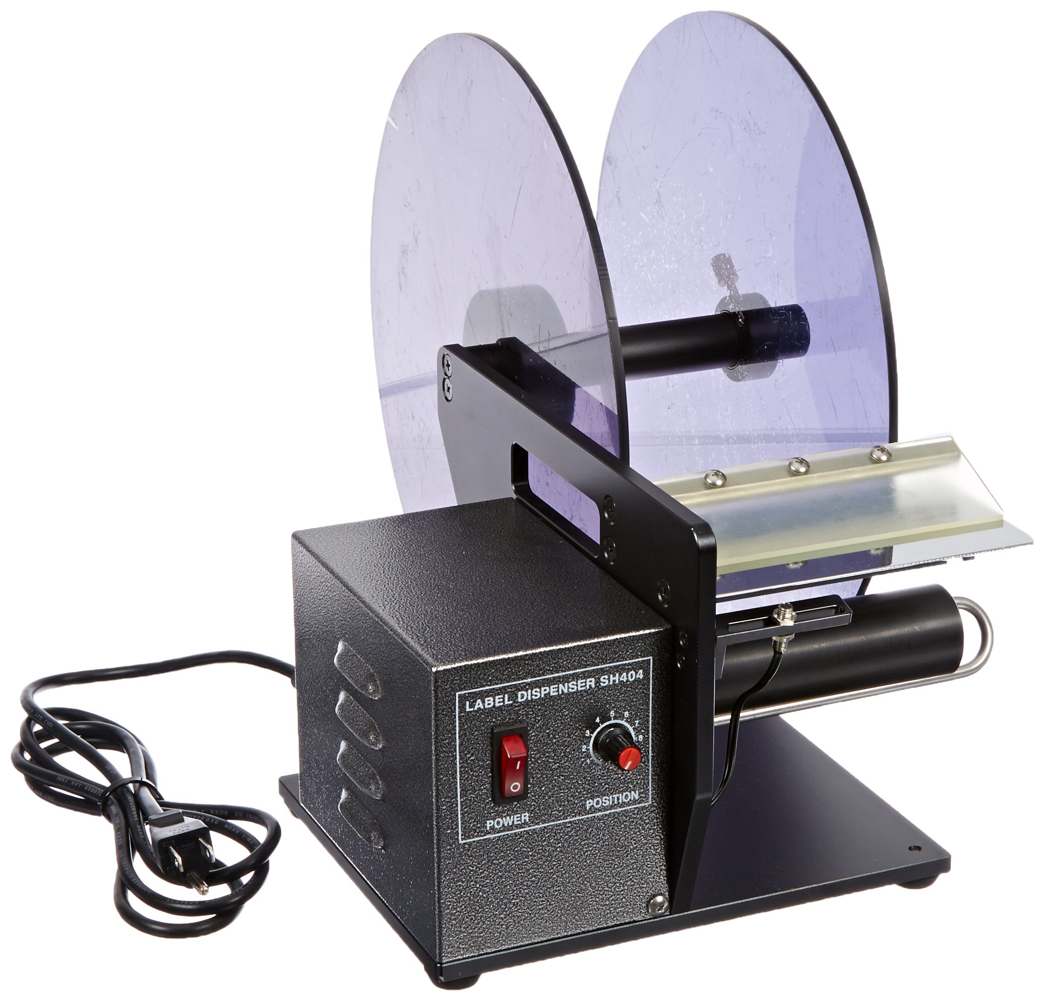 Tach-It SH404TR Premium Semi-Automatic Label Dispenser