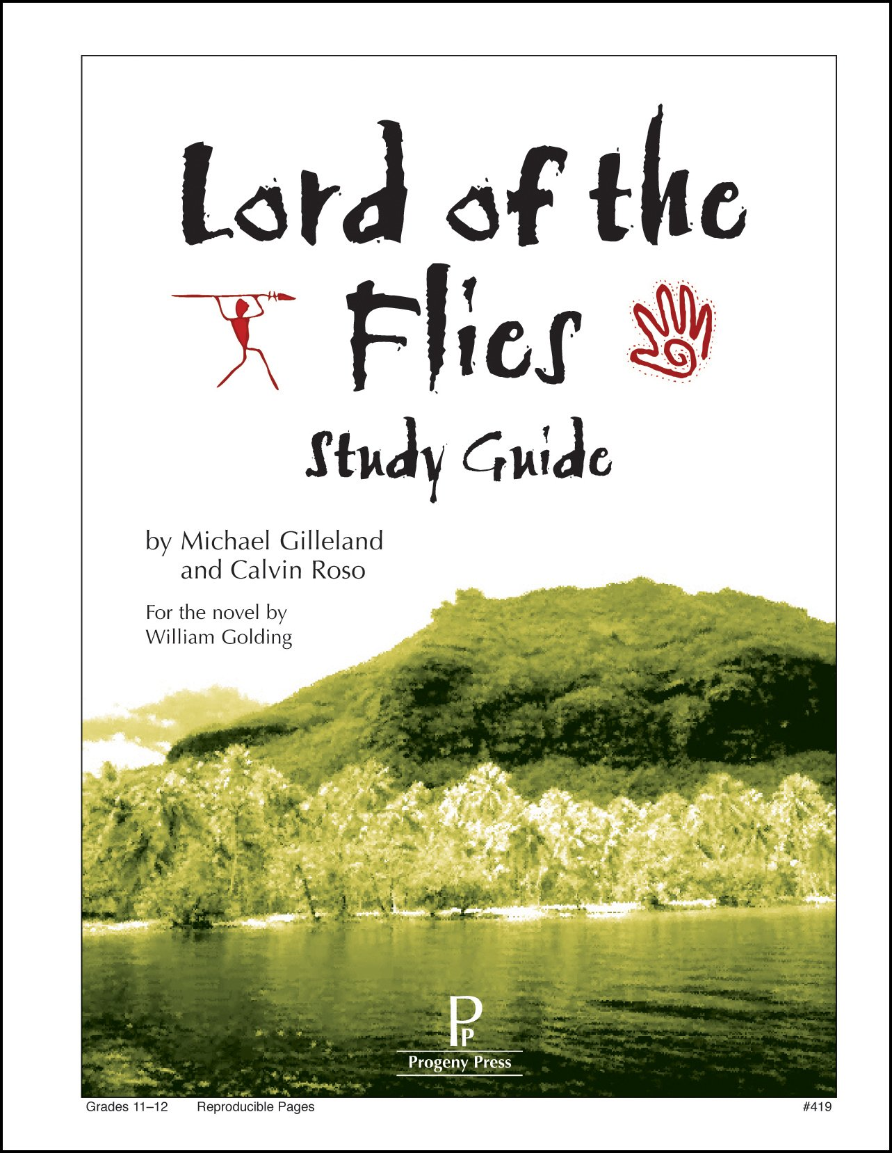 Lord of the Flies Study Guide: Michael S. Gilleland, Calvin Roso:  9781586093709: Amazon.com: Books