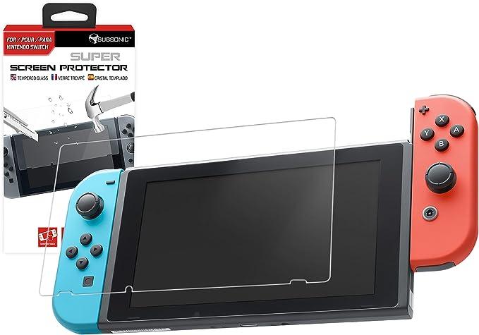 Subsonic - Vidrio Blindado (Nintendo Switch): Amazon.es: Videojuegos