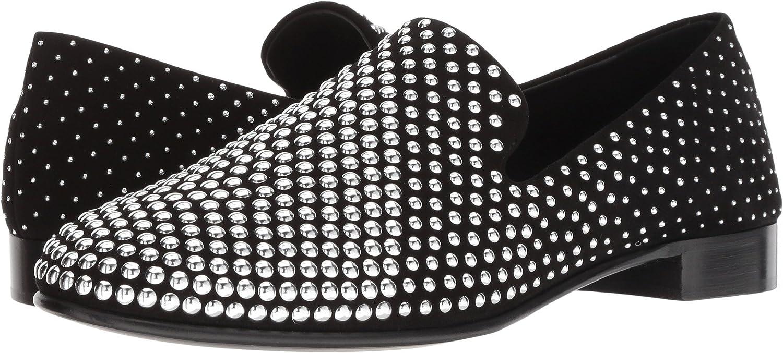 a9d38e897400b Amazon.com | Giuseppe Zanotti Men's Kevin Studded Loafer | Loafers &  Slip-Ons