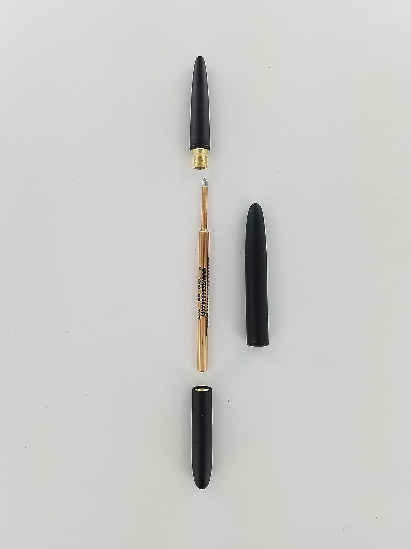 Fisher 400B Space Bullet Space Pen Matte Black