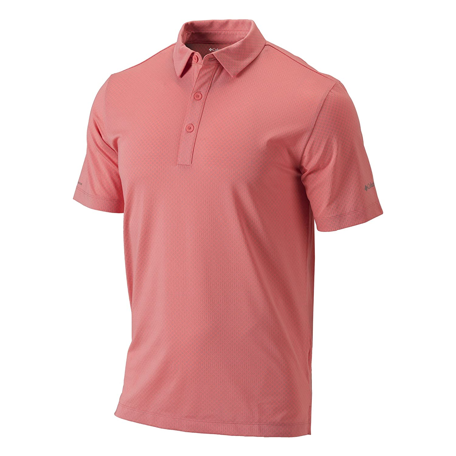 Columbia Omni-Freeze Zero Power Polo para Hombre, Hombre, 17S37MP ...