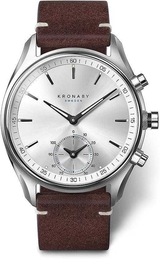 KRONABY SEKEL relojes hombre A1000-0714: Amazon.es: Relojes