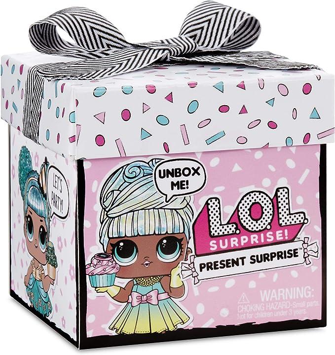 Amazon.es: L.O.L. Surprise! Muñecas de Moda Coleccionables para Niñas - con 8 Sorpresas y Accesorios - Regalo Sorpresa Serie 1: Juguetes y juegos