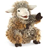 Folkmanis Woolly Lamb Hand Puppet