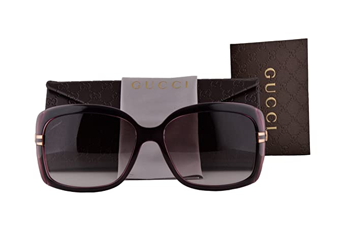 f9781cfa4c6 Gucci GG3188 S Sunglasses Brown Pink w Brown Gradient 0R4JS GG3188 ...