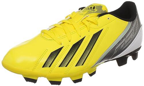 outlet store 55b7c c3d53 adidas Performance F5 TRX FG, Scarpe da Calcio Uomo, Giallo (Vivid Yellow  Black