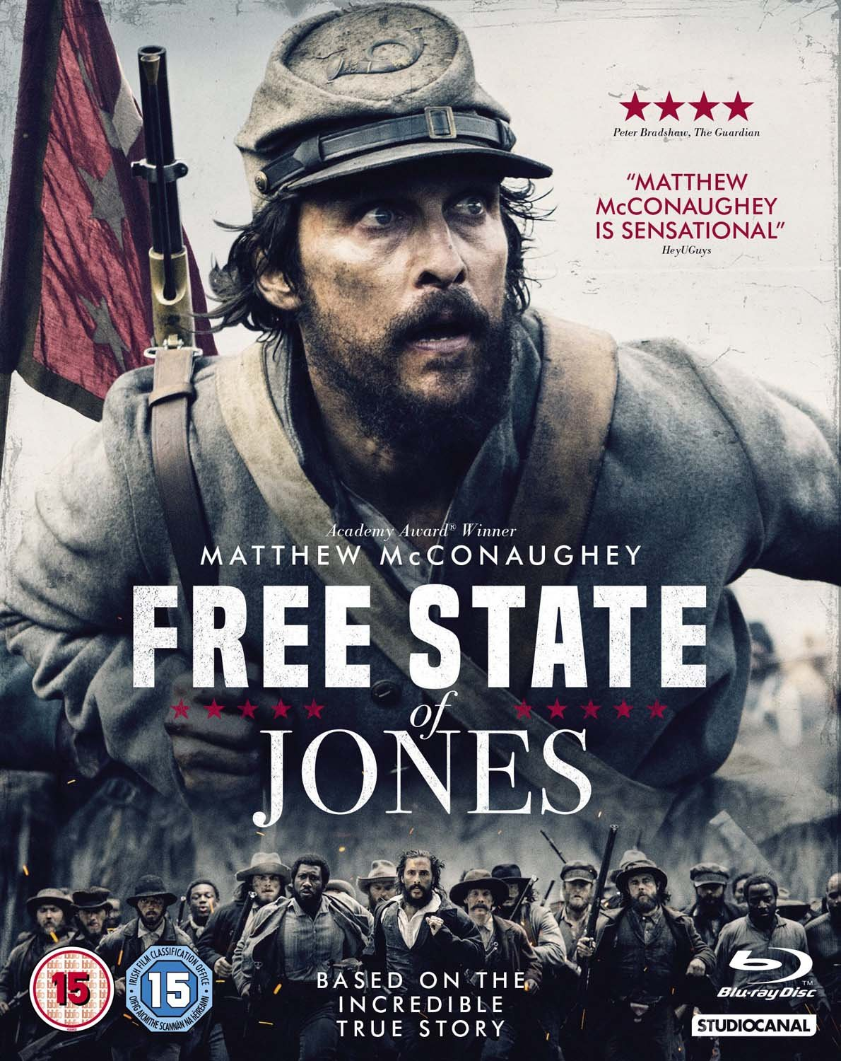 free state of jones blu ray