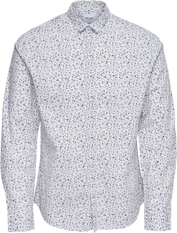 Only & Sons Hombre Camisas: Amazon.es: Ropa y accesorios