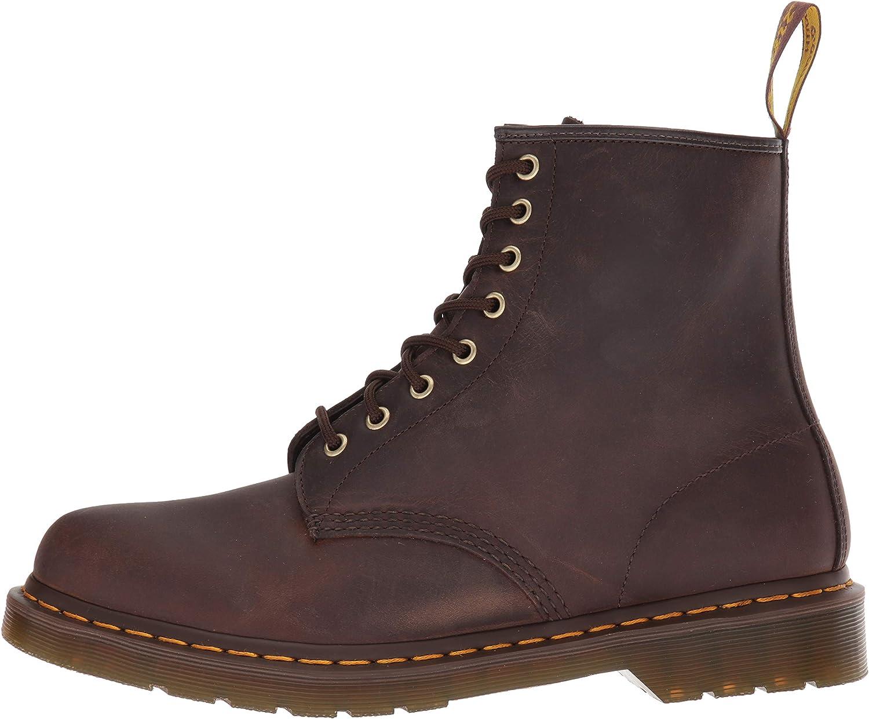 Martens 1460 Gaucho Crazy Horse Boot Dr