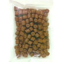 Krill & Garlic Extreme Pellets - Pre Drilled Hook Pellets 8mm - Size Pack - 75g - Conx2 Exclusive Product