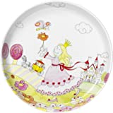 WMF Princesa Anneli - Plato para niños de porcelana, Ø19cm (WMF Kids infantil)