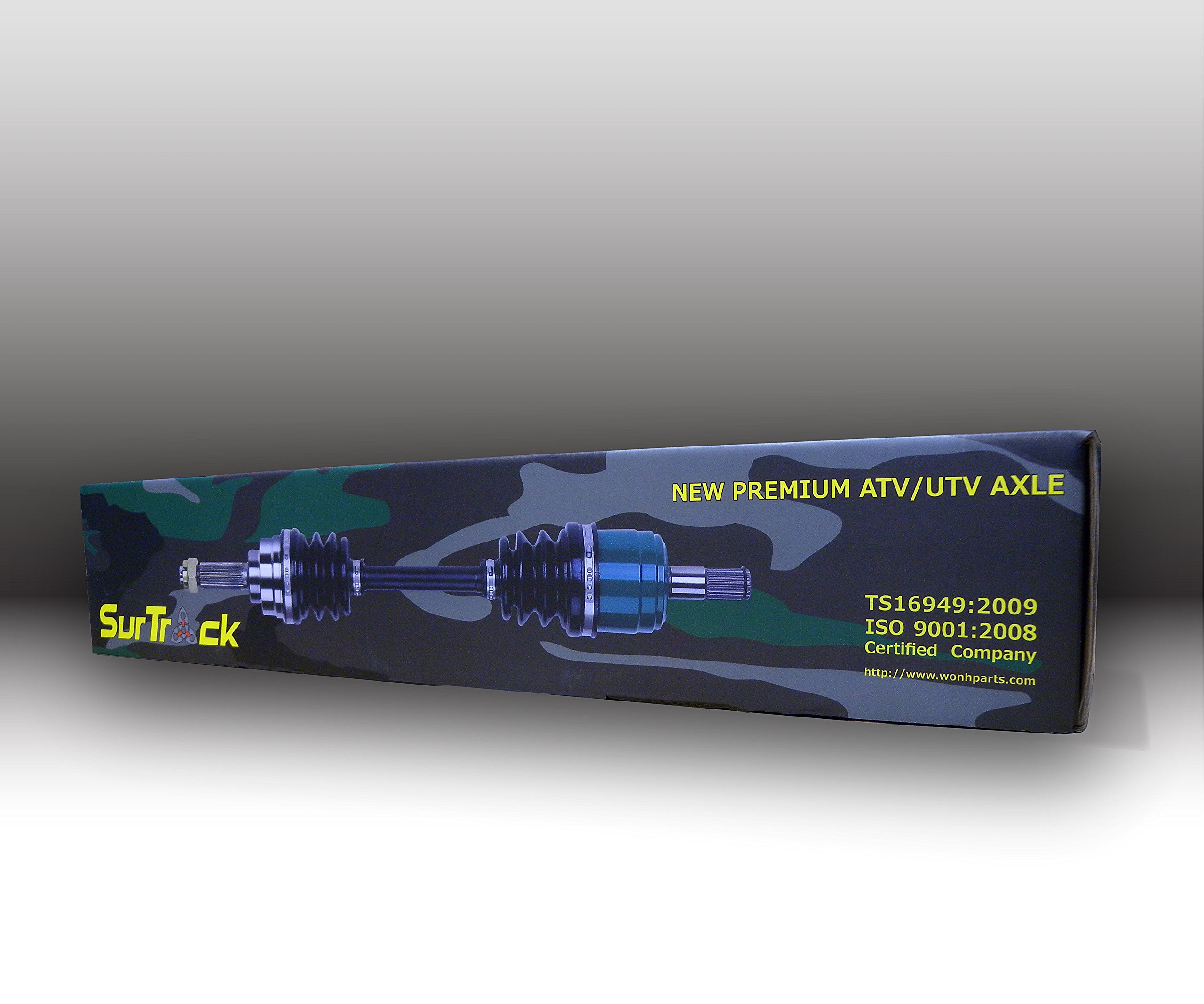 2010 Kawasaki KRF750 Teryx FI 4x4 Sport ATV UTV Rear Right Complete CV Axle Assembly Rear Passenger Side by Approved Performance (Image #1)